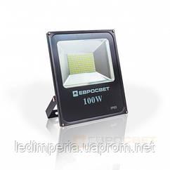 Прожектор EVRO LIGHT ES-100-01  6400K 5500Lm SMD