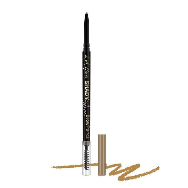 L.A.Girl GB351 Shady Slim Brow Pencil Blonde - Карандаш для бровей (для блондинок)