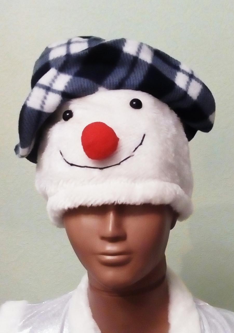 Карнавально-новогодние костюмы напрокат Снеговик 104-120 см Киев Подол -  Маргоша.Киев 8e246d0f102