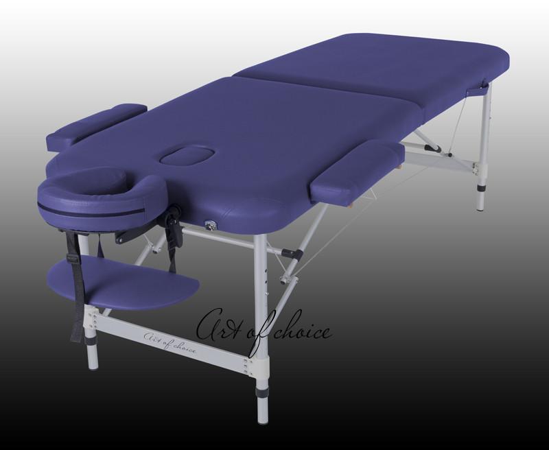 Двухсекционный алюминиевый складной стол BOY (Art of Choice)
