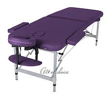Двосекційний алюмінієвий складаний стіл BOY (Art of Choice)