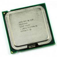 Процессор LGA 775 Intel Celeron 420 Tray / 1x1,6GHz / L2 512Kb / Conroe-L / 65nm / TDP 35W