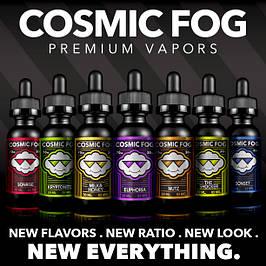 Премиум жидкость Cosmic Fog