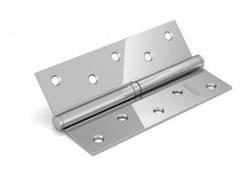 Петля дверная съемная FUARO 413-5 125x75x2,5 CP right (хром) правая, 1 шт.
