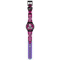 Часы Monster High (5 функцій: місяць, дата, години, хвилини, секунди).