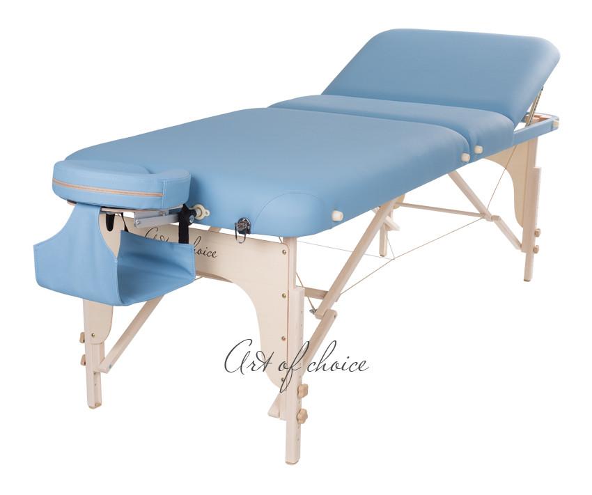 Трехсекционный деревянный складной стол HAN, цвете (Art of Choice)