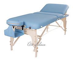 Трисекційний дерев'яний складаний стіл HAN, кольорі (Art of Choice)
