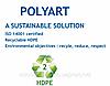 Синтетическая бумага Polyart ® (110 г/м2) в рулонах.