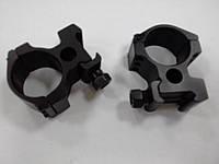 Крепление - кольца 30 mm