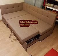 Кухонный уголок со спальным местом. 3 категория экокожа Seattle