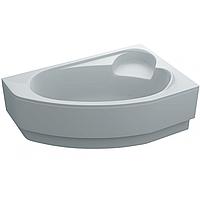 Асимметричная акриловая ванна Leoni 170*110 ( Левая или Правая ) с панелью и ножками