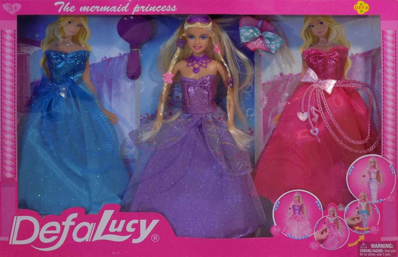 Defa Lucy кукла с гардеробом 8245