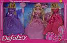 Defa Lucy кукла с гардеробом 8245, фото 2