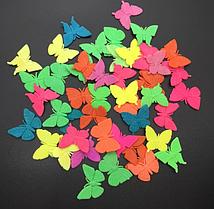 Растущие животные в воде (Орбиз), бабочки
