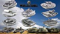 Мир танков world of tanks