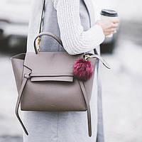 Незаменимый аксессуар современной леди - лаконичная сумка Celine Belt bag