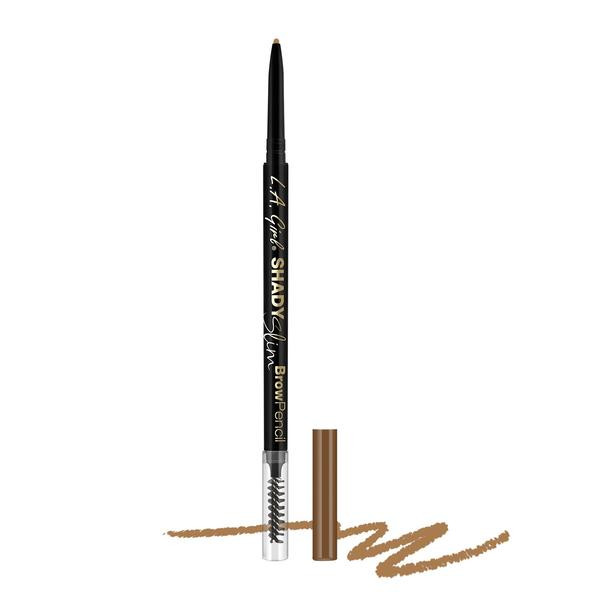 L.A.Girl GB352 Shady Slim Brow Pencil Taupe - Карандаш для бровей (для русых)