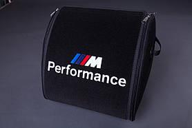 Сумка-органайзер в багажник Star-Tex BMW M Performance черный 45L