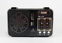 Современный портативный FM приемник RX 1428, MP3, USB Golon, сетевой шнур 220 В