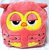 Рюкзак детский розовый Зверята 1087-9 Сова