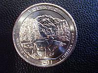25 центов 2011 США Олимпик (Olympic) 8-й парк