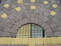 ТМ Brukland Римский камень  60мм цветная