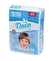 Подгузники Dada Extra Soft 5 Junior (15-25 кг.),  46 шт.