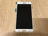 Дисплей Samsung J700h WHITE GH97-17670A оригинал!