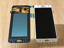 Дисплей на Samsung J700 Galaxy J7 Белый(White),GH97-17670A, Super AMOLED!