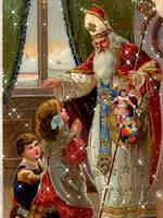 Привітання від Святого Миколая