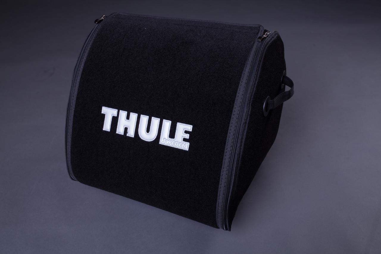 Сумка-органайзер в багажник Star-Tex THULE черный 45L