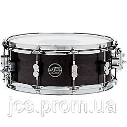 Малый барабан DW Performance Series DRPL5514SS Ebony Stain