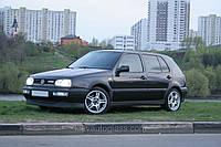 Лобовое стекло на Volkswagen Golf 3 1991-97 г.в.