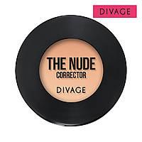 Кремовый корректор THE NUDE DIVAGE 01 персиковый