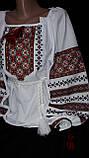 """Блуза женская """"Прикарпатские барвы"""", 42-60 р-ры, 660\570  (ціна за 1 шт. + 90 гр.), фото 2"""