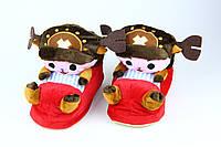 Женские тапочки игрушки Собачки-полицейские, фото 1