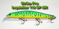 Воблер  Strike Pro Inquisitor 110 SP EG193B-SP GC01S
