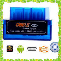ELM327 OBDII Bluetooth V.2.1 ДИАГНОСТИКА