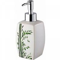Дозатор для жидкого мыла Bisk Bamboo 05945