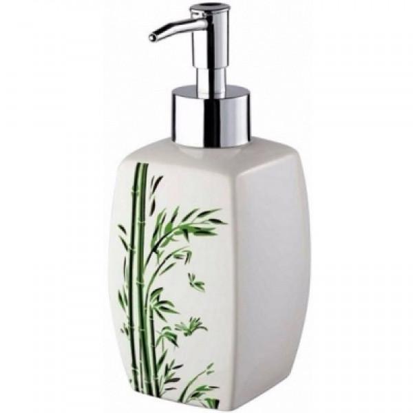 bisk Bisk Дозатор для жидкого мыла Bisk Bamboo 05945