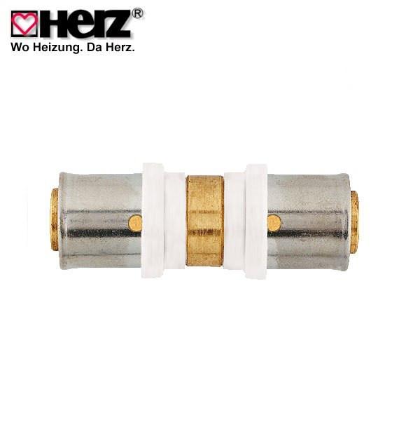 Пресс-муфта HERZ 16х2-16х2