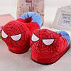 Тапочки игрушки Спайдермен