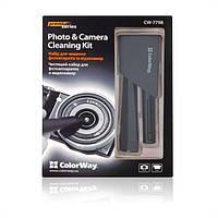 Чистящий набор ColorWay Premium для фотоаппаратов и видеокамер (CW-7798)