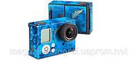 Barracuda Bones наклейка Decal Girl камеры GoPro HERO3 gph3 bbones