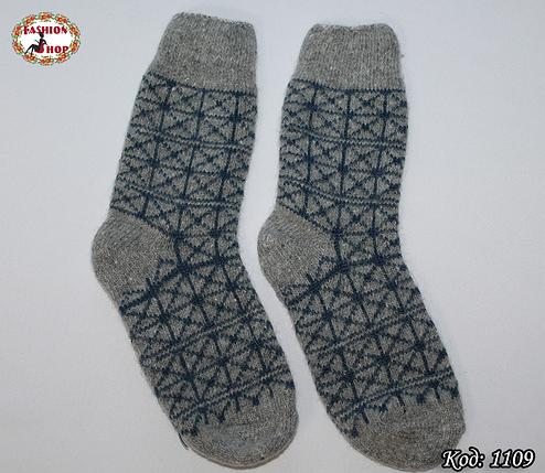Чоловічі шерстяні носки Тепло, фото 2