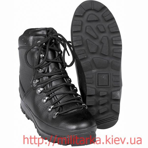 Ботинки LOWA Эдельвейс DINTEX black
