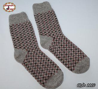 Чоловічі шерстяні носки Стиль