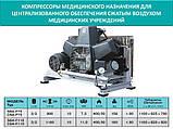 Безмасляные компрессоры промышленные, фото 2