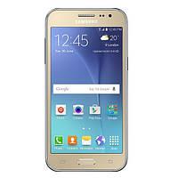 Смартфон Samsung J200H Galaxy J2 (Gold) Официальная гарантия
