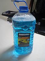 Омыватель стекол зимний ОМИВАЙКА LUX Bubble Gum 5л
